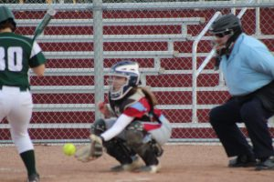 JV Softball vs. Whiting 4-23-19