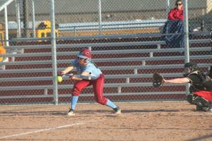 Varsity Softball vs. Portage 4-26-19