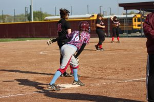 JV Softball vs. Lake Station 5-6-19