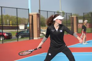 Tennis vs. Wheeler 5-6-19