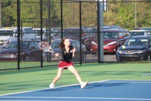 Tennis Sectional Match – 5-16-19