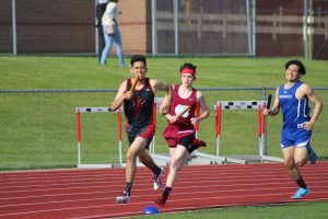 Boys' Track Sectional – 5-16-19