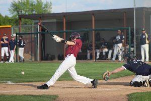 Baseball vs. Bishop Noll – 5-16-19