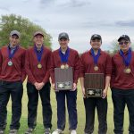 Boys Golf Wins Conference and Tournament