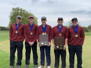 Golf Conference Tournament 5-17-19