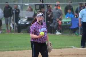 Softball vs. Jimtown 5-28-19