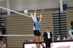 Volleyball at Volleycat Invite – 9-7-19