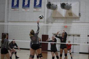 9th Volleyball vs. South Newton – 9-9-19