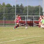 Girls' Soccer vs. River Forest - 9-16-19