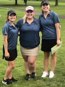 Girls Golf Sectional 9-20-19