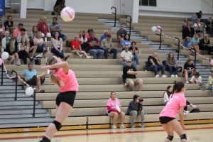 Volleyball vs. Hobart – 9-25-19