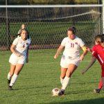 Girls Soccer Sectional - 10-8-19