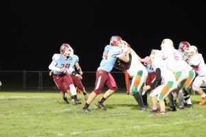 Football vs. Wheeler – 10-11-19