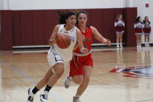 Girls Basketball vs. Rensselaer 11-15-19