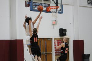Boys Basketball vs. Washington Township 12-3-19