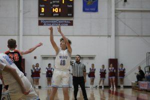 JV Boys Basketball vs. Washington Township 12-3-19