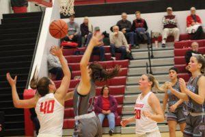 Girls Basketball vs. Kankakee Valley – 12-10-19