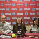 Priscilla Seniw Signs to Play Softball at Calumet College