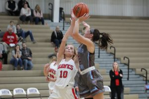 Girls Basketball at Winter Classic – 12-26-19