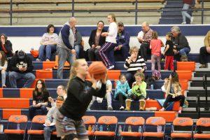 Girls Basketball vs. North Newton 1-19-20