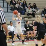Girls Basketball vs. Griffith - 1-18-20