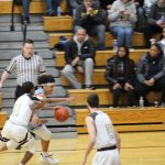 Boys Basketball vs. Griffith 1-17-20