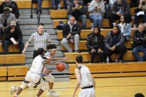 Boys Basketball vs. Griffith 1-17-20