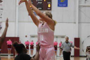 Girls' Basketball vs. Lake Station – 1-24-20