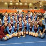 Congratulations MS CHEER!
