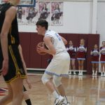 Boys Basketball vs. Kouts - 2-21-20