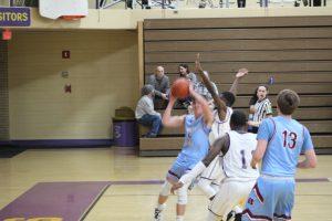 Boys Basketball vs. Hammond Gavit – 2-28-20