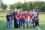 Boys Soccer Senior Night - 9-21-20