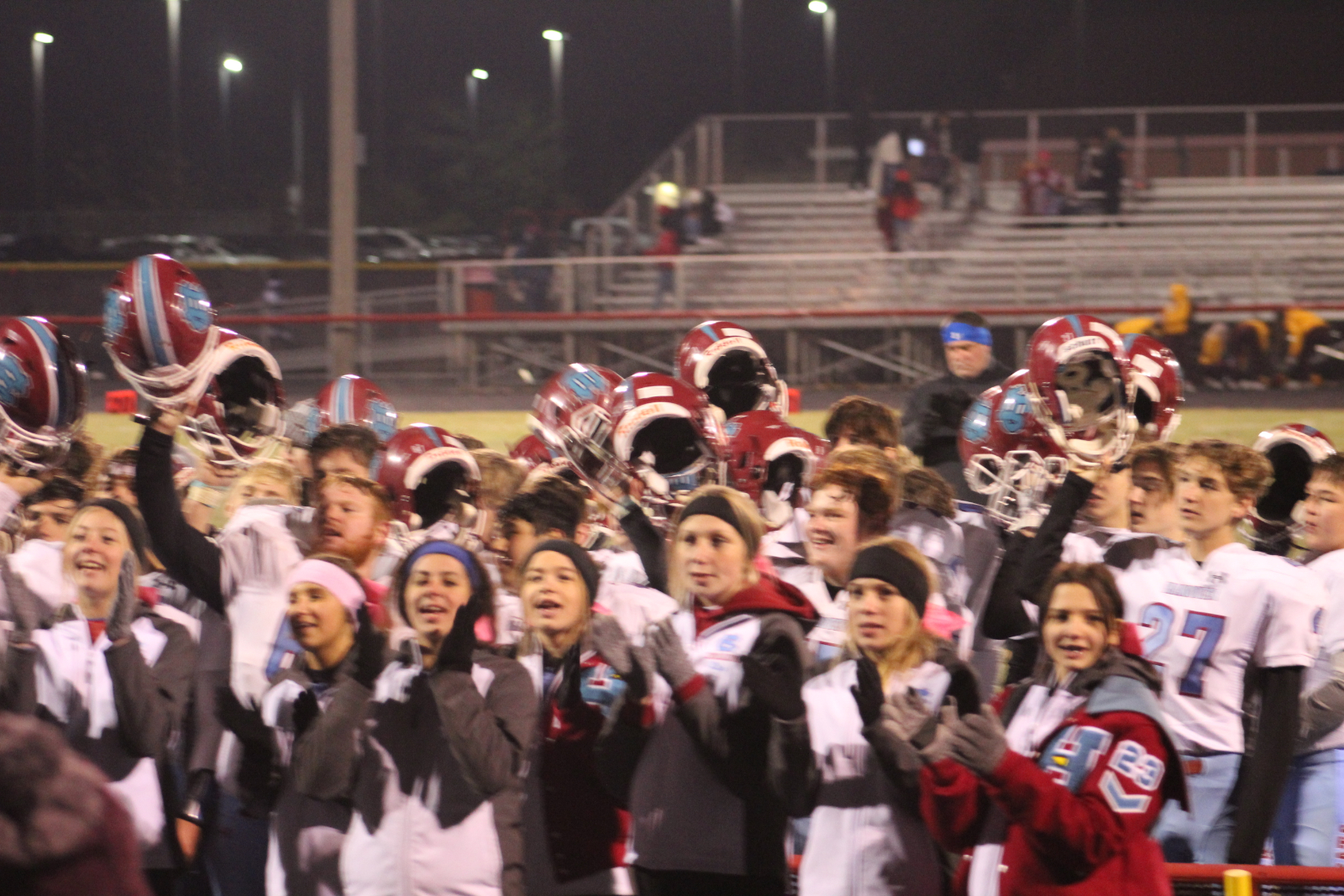 Football Sectional vs. River Forest – 10/30/20
