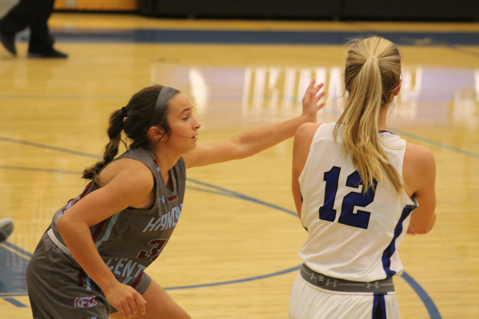 Girls Basketball vs. Lake Central – 11-13-20