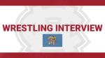 Wrestling Interview: Coach Hoover