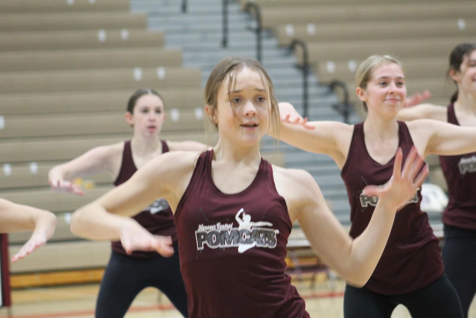 Dance Team – 12-8-20