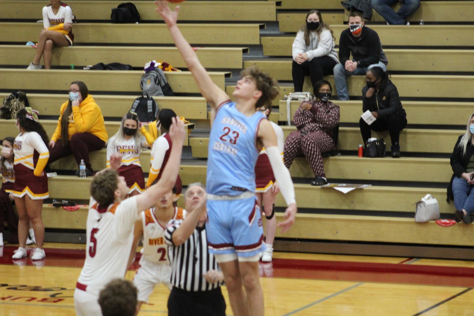 Boys Basketball vs. River Forest – 12-11-20
