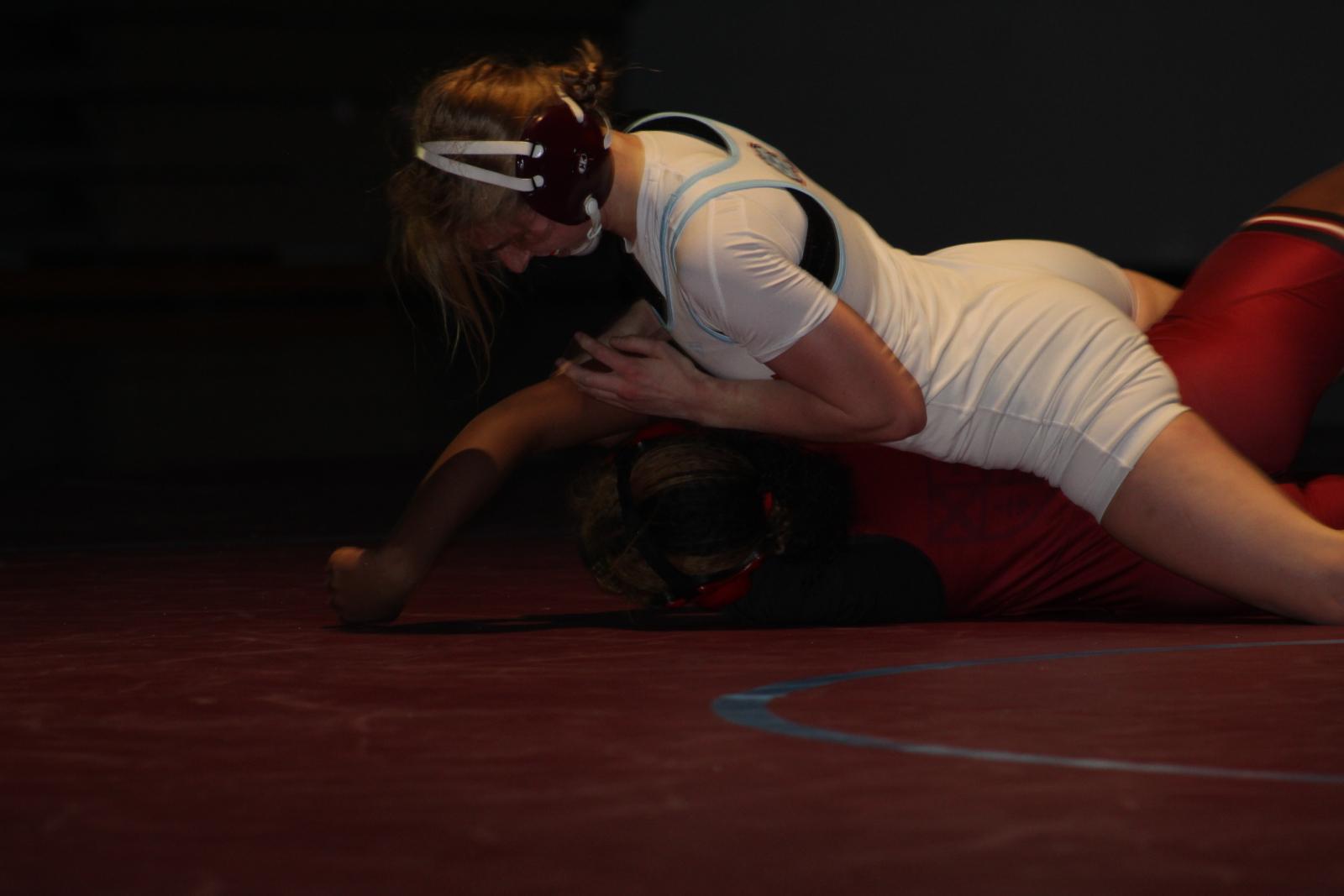Wrestling vs. Andrean – 12-22-20
