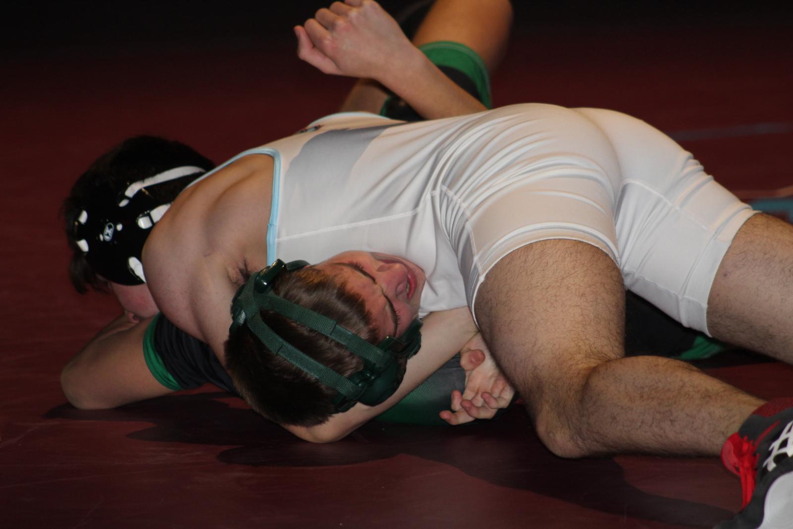Wrestling vs. Illiana – 1-6-21