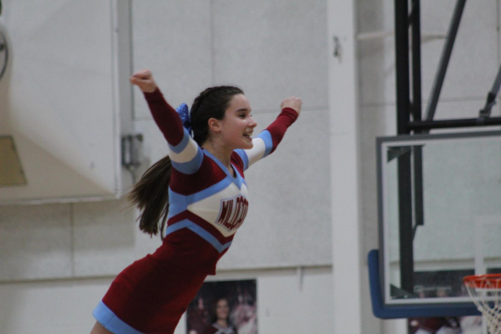 Cheer Team – 1-23-21