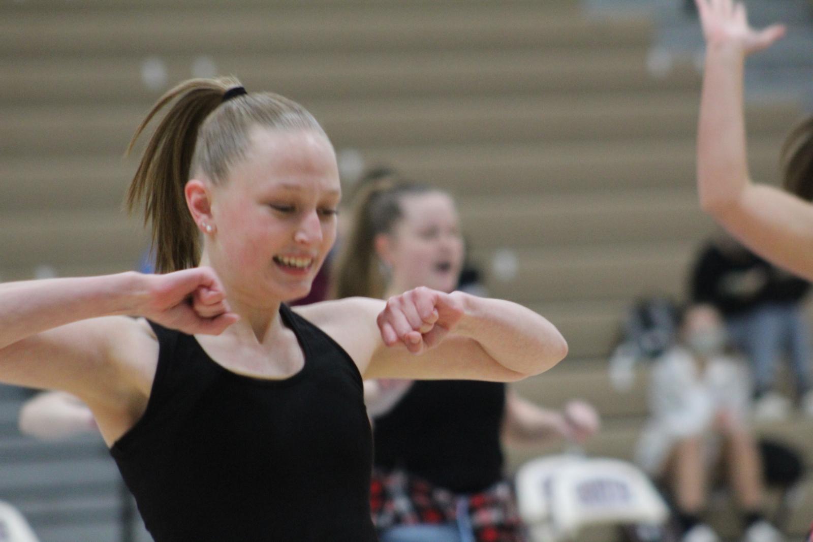 Dance Team – 1-27-21