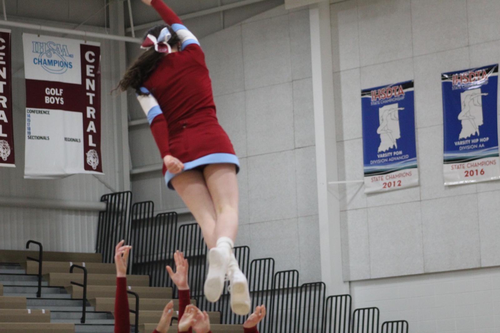Cheer Team – 1-27-21