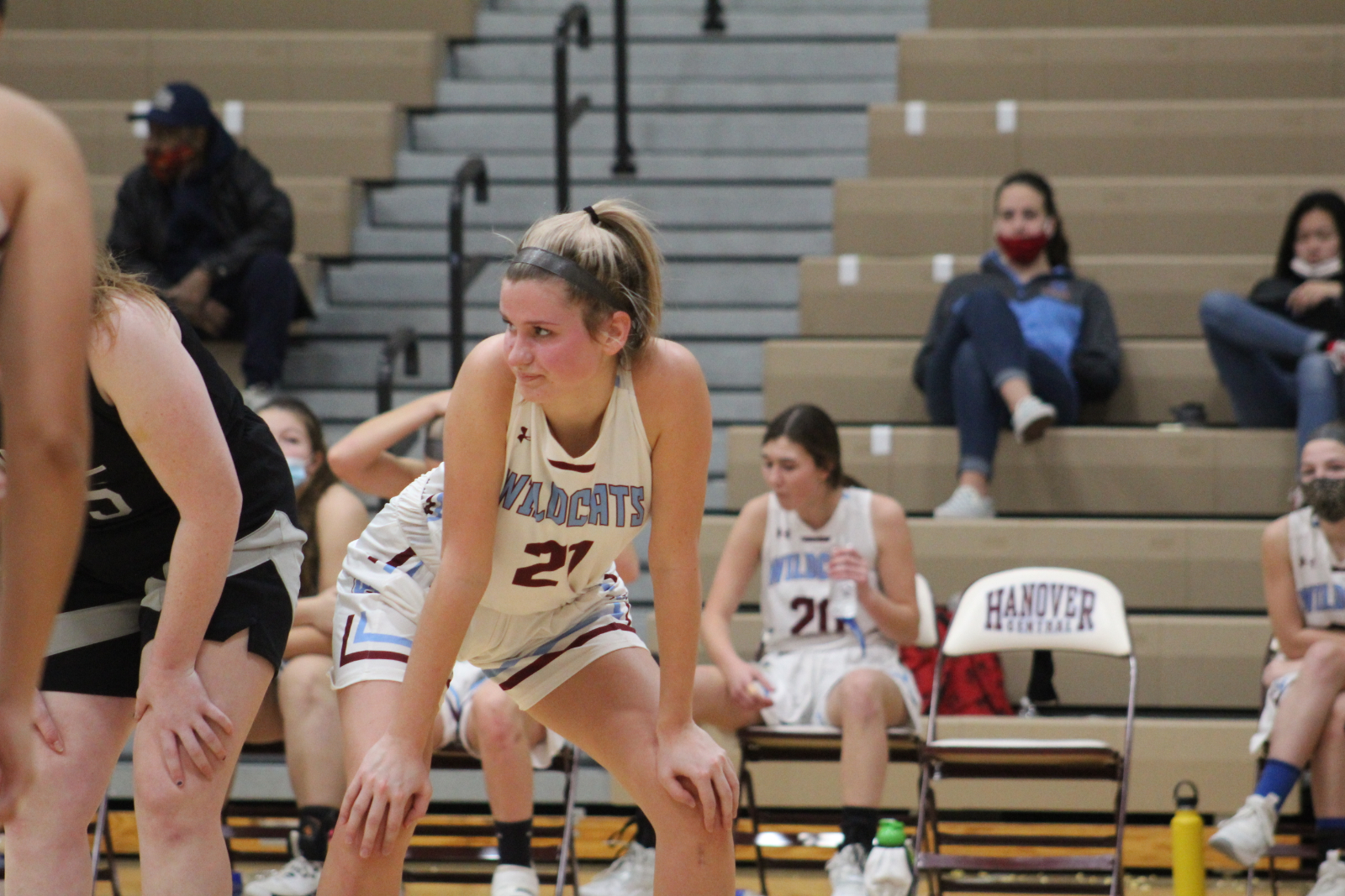 Girls Basketball vs. Bishop Noll – 1-30-21