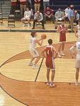 Boys Basketball vs. Knox - 3-2-21