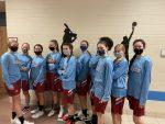 Girls 8th Grade Basketball beats Grimmer Middle School 35 – 22