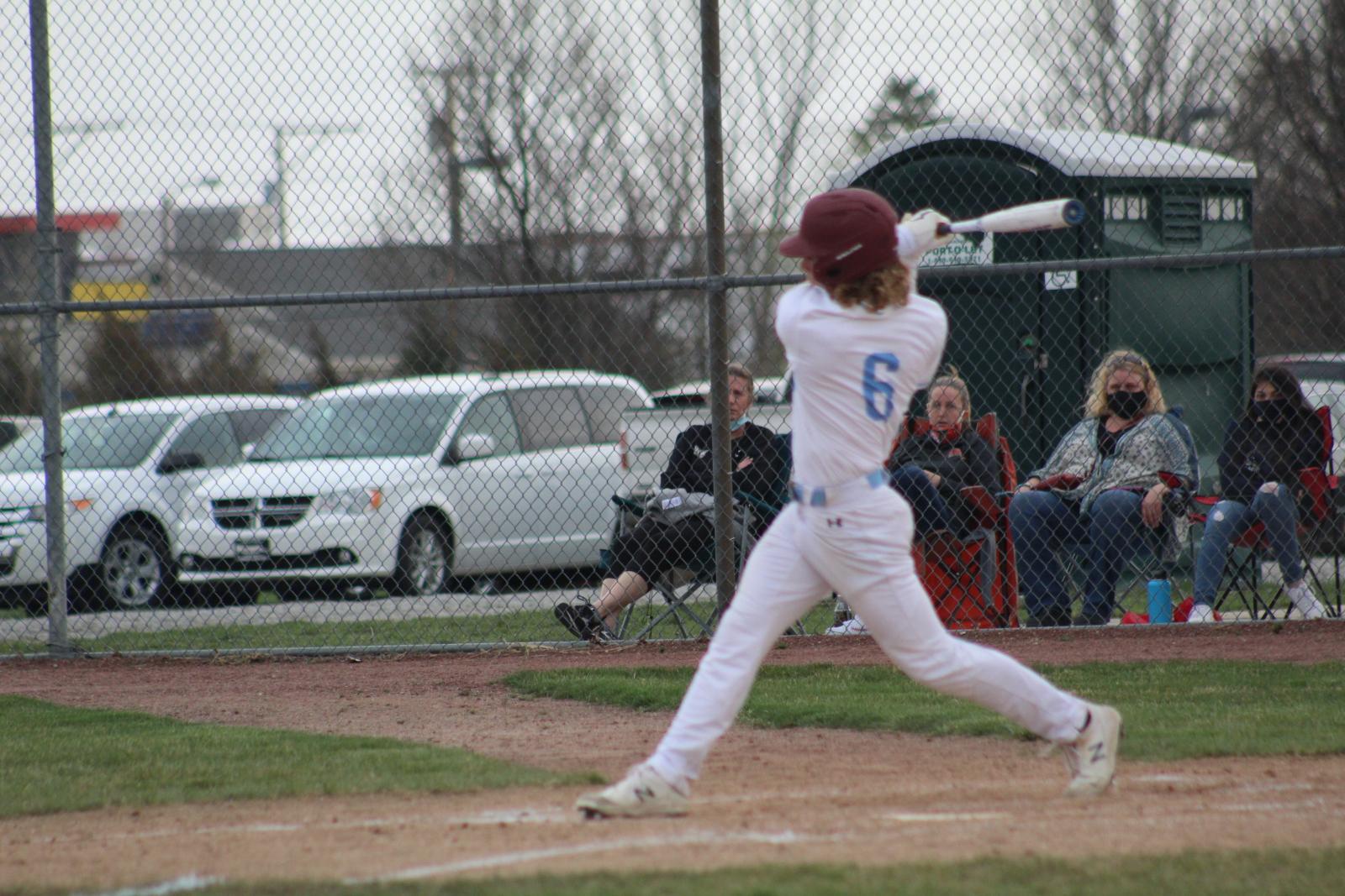 Baseball vs. Wheeler – 4-5-21