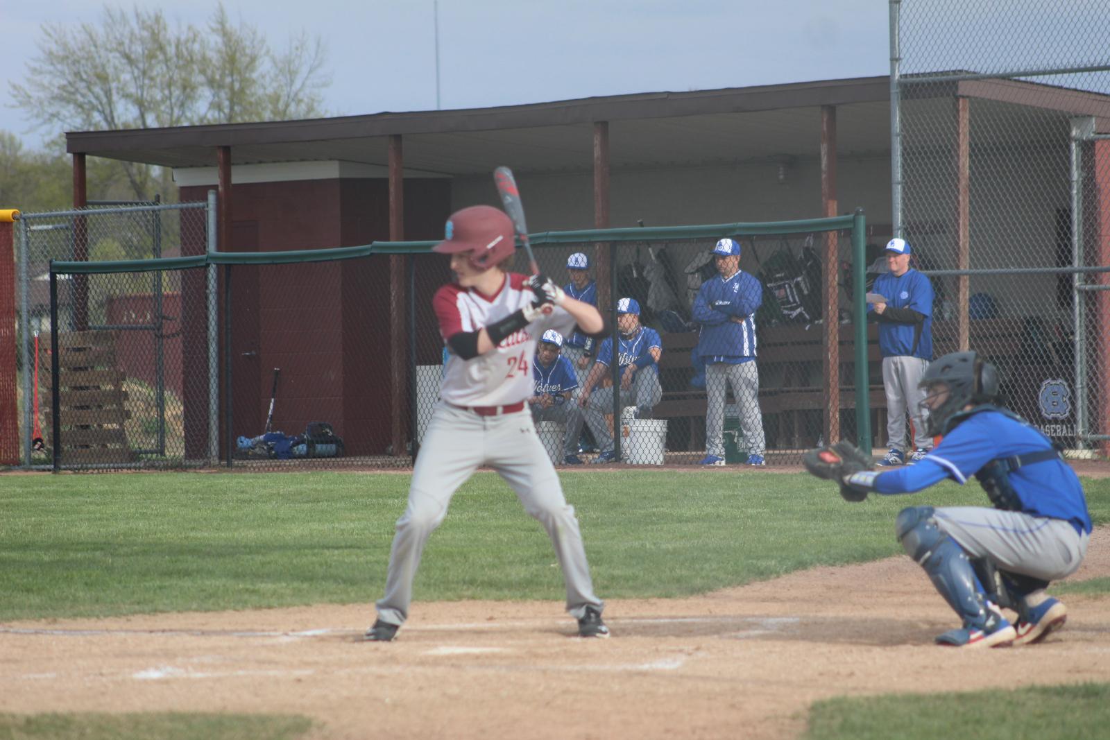 JV Baseball vs. Boone Grove – 4-23-21