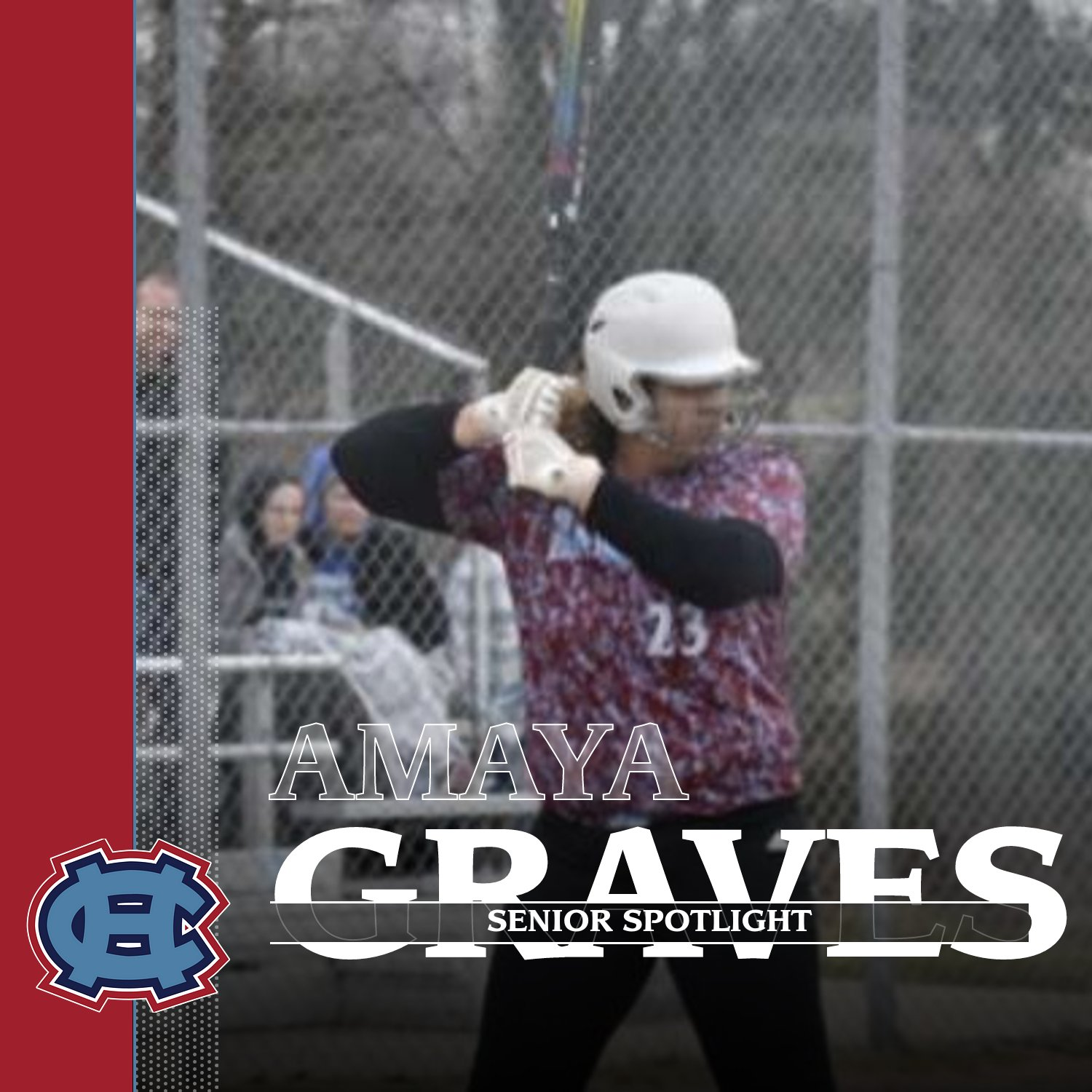 Senior spotlight: Amaya Graves