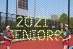 Girls Tennis Senior Night - 5-4-21