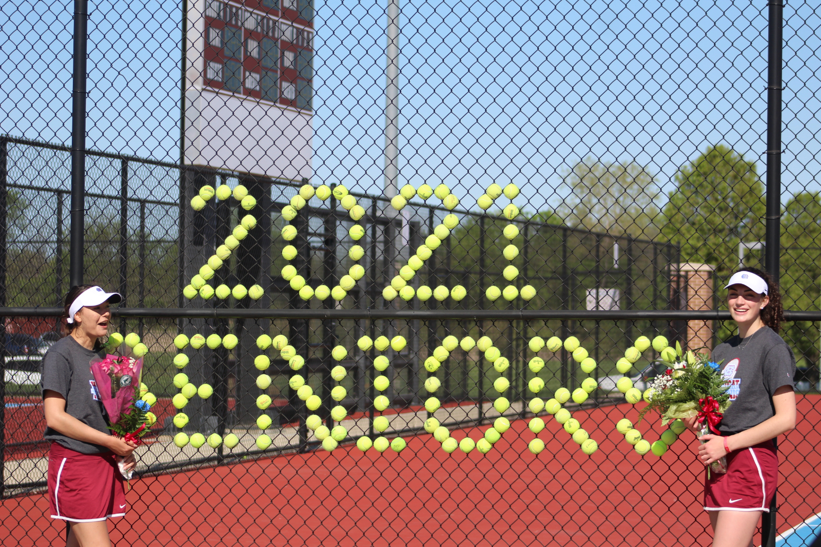 Senior Night at Tennis – 5-4-21